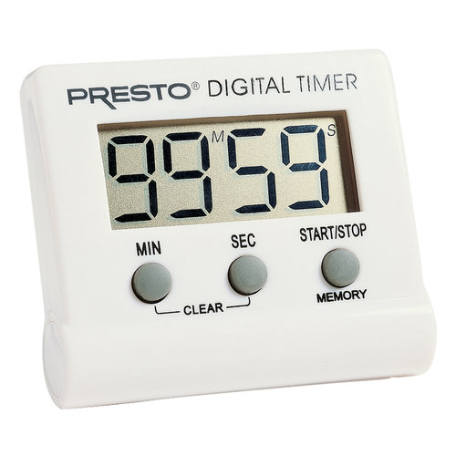 Presto Electronic Digital Timer
