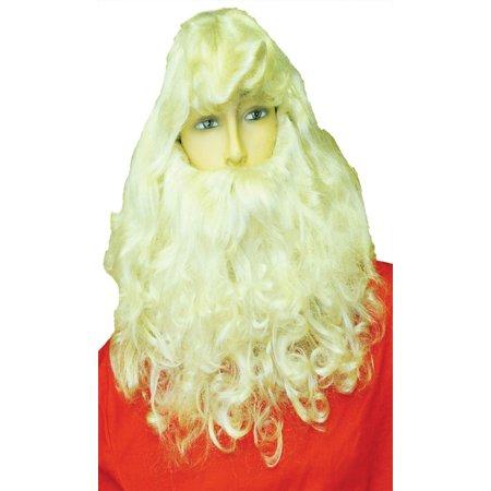 Santa Wig And Beard Reg - image 1 de 1