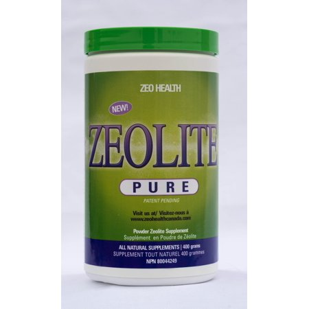 Zeolite Pure 400 grams - Zeo Health - All Natural Mineral