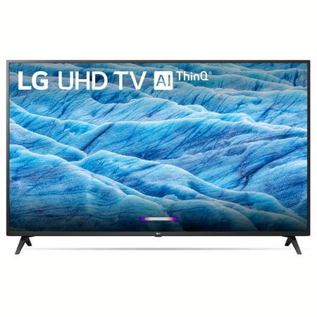 LG 55UM7300  55 inch Class 4K Smart UHD TV w/AI ThinQ® (54.6 Diag) ()