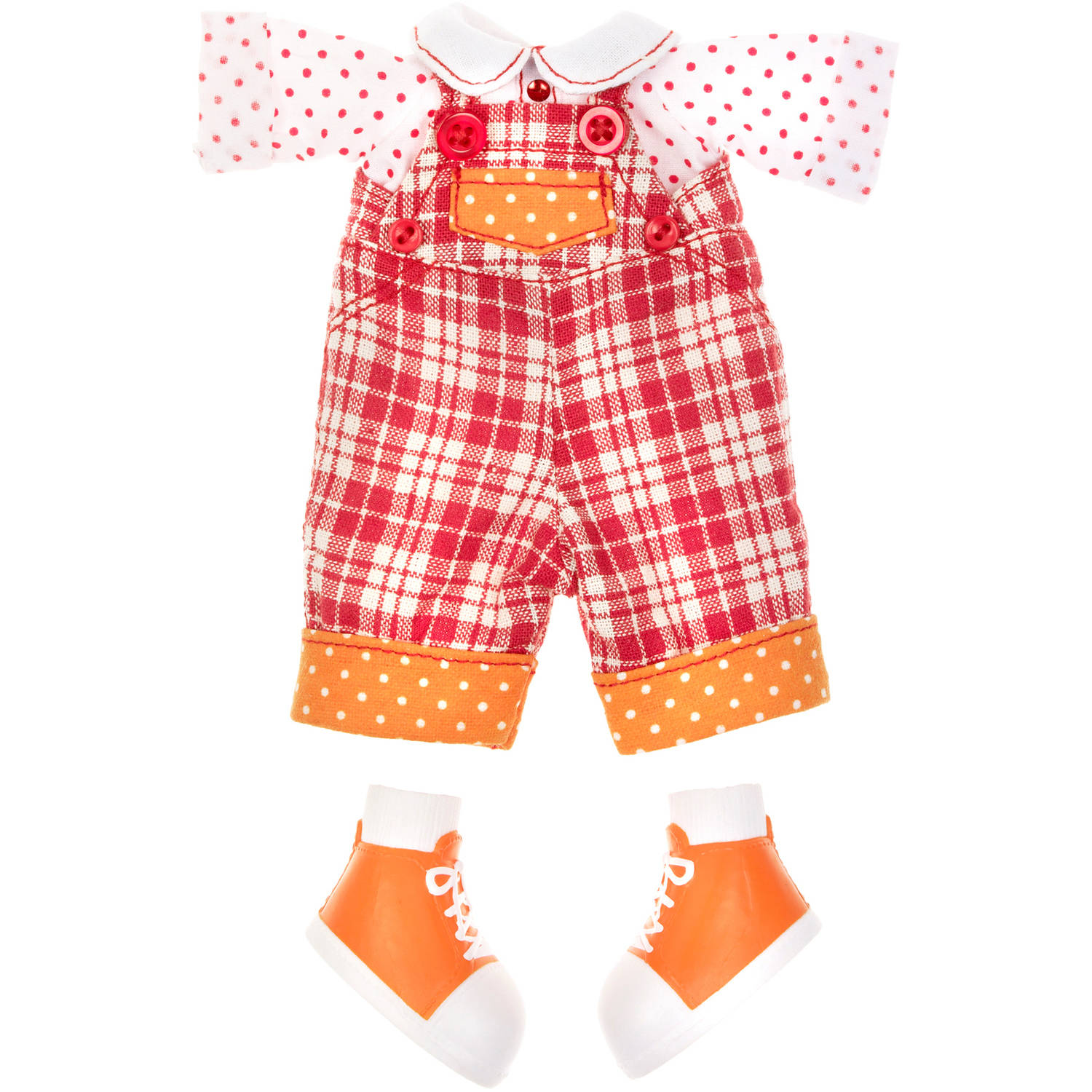 Lalaloopsy Fashion Pack, Overalls