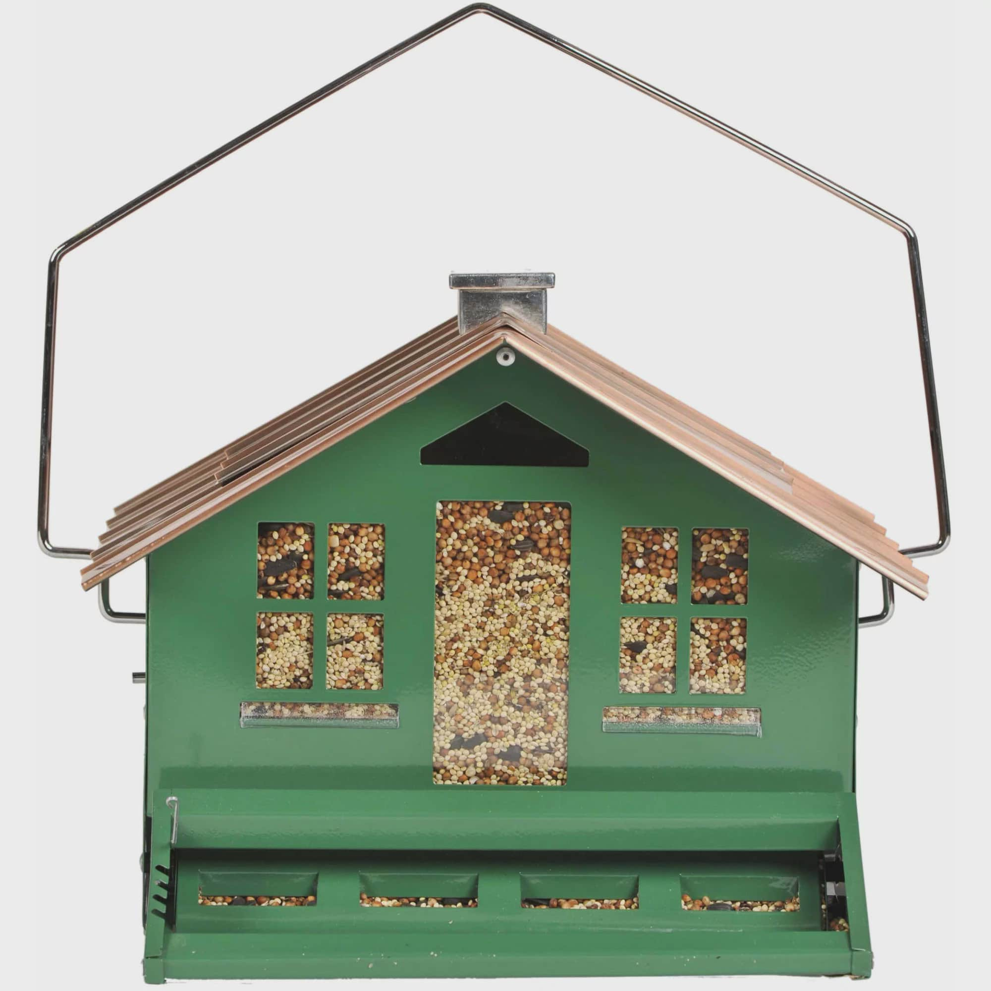 Perky-Pet Squirrel-Be-Gone II Home Style Wild Birdfeeder by Perky-Pet