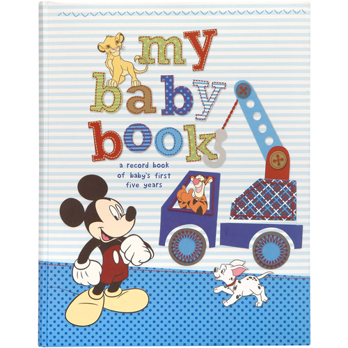 Mickey Mouse-dis Disney Mickey Memory Book