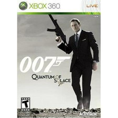 James Bond 007 Quantum of Solace - Xbox360