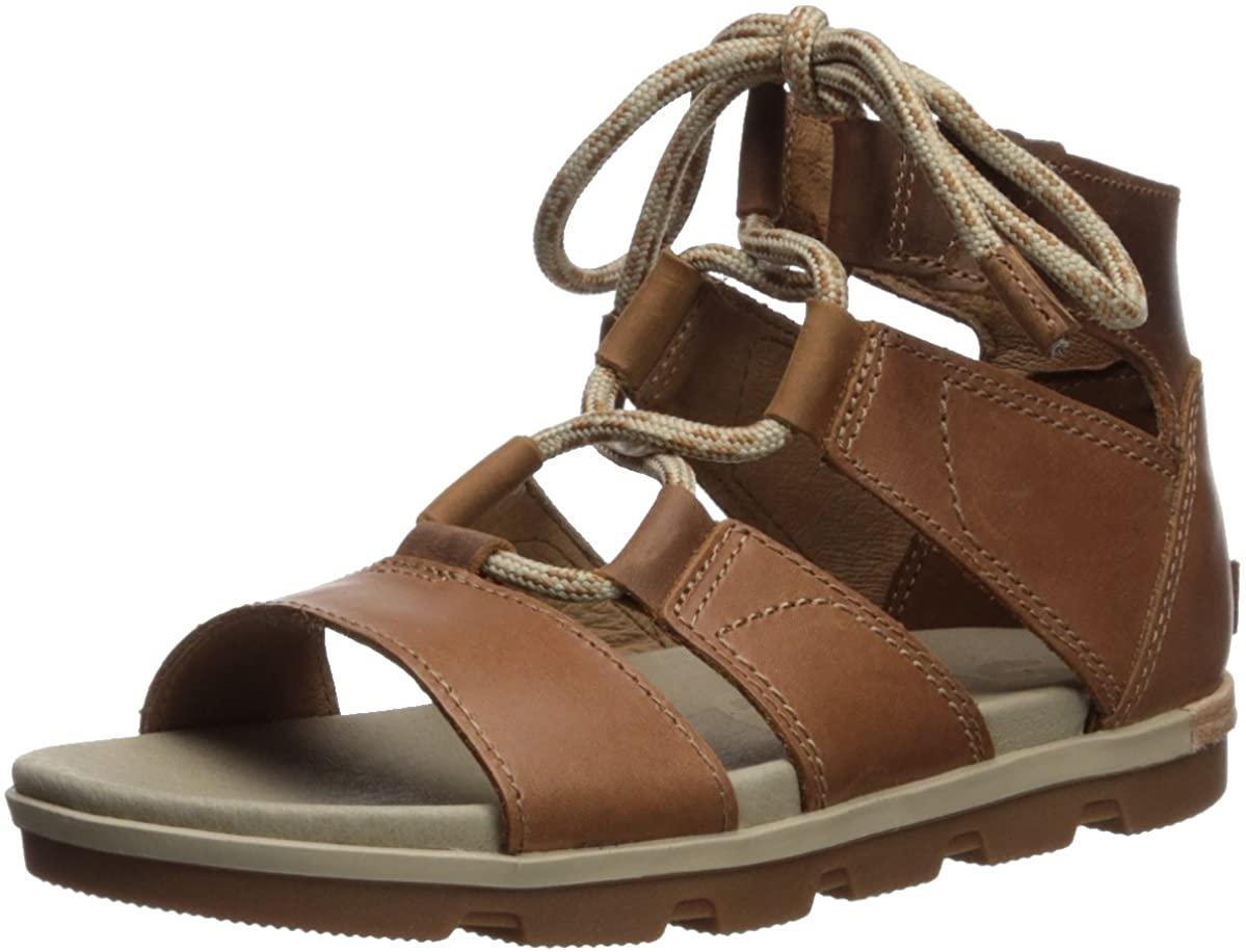 sorel torpeda lace sandal