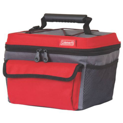 Coleman 10 Can Rugged Lunch Cooler Walmart Com