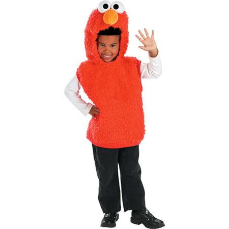 elmo vest toddler halloween costume - Halloween Costumes Elmo