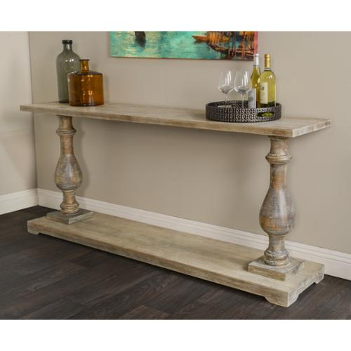 Kosas Collections Kosas Home  Parvin 71-inch Pine Wood Console Table