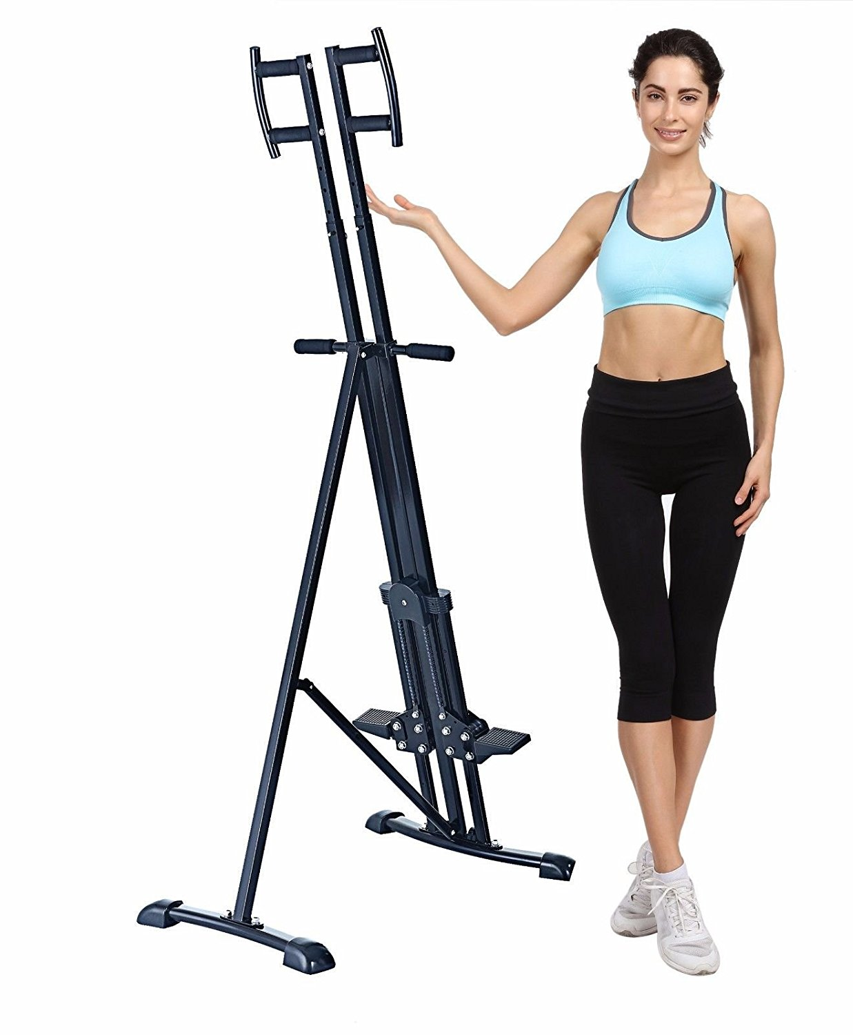 X-Mag Vertical Climber Machine Equipment Stepper Cardio Exercise Workout Gym by X-MAG