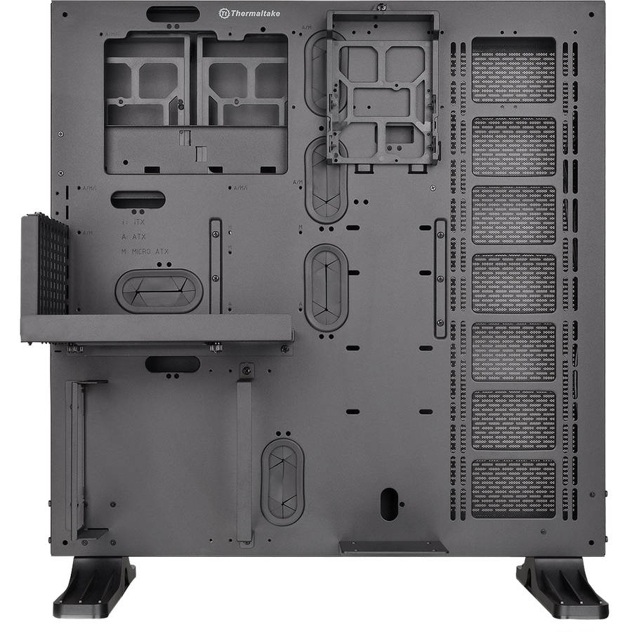 Thermaltake Core P5 Vesa Wall Mount Open Frame Gaming Desktop Computer Chassis - CA-1E7-00M1WN-00