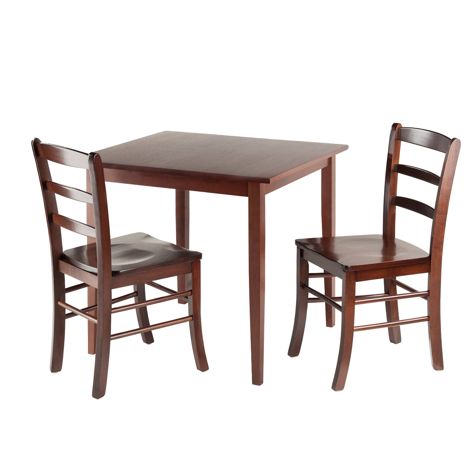 Groveland 3 Pc Square Dining Table With 2 Chairs