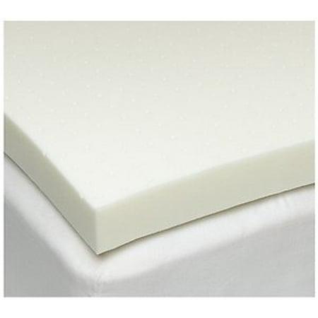 Twin 3 Inch iSoCore 2.0 Memory Foam Mattress Topper American