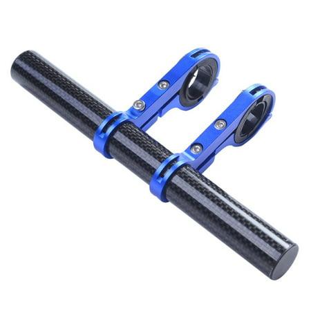 - Bike Handlebar Extender Double Handlebar Extension Aluminum Alloy Bracket Space Saver