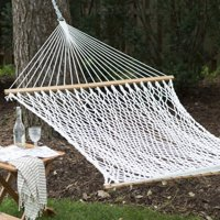 Island Bay XL Thick Rope Double Hammock