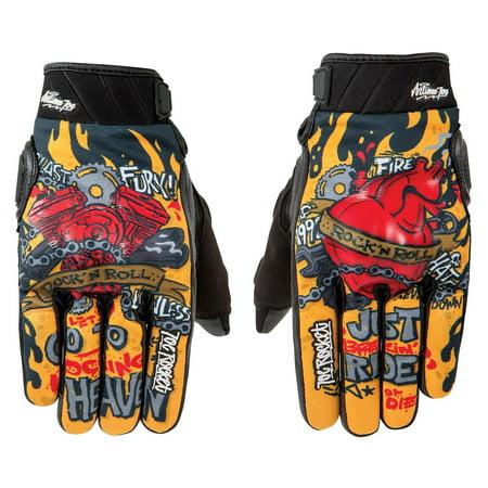 Joe Rocket Waterproof Gloves (Joe Rocket Artime Joe Piece Maker Gloves )