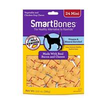 Dog Treats: SmartBones Bacon & Cheese