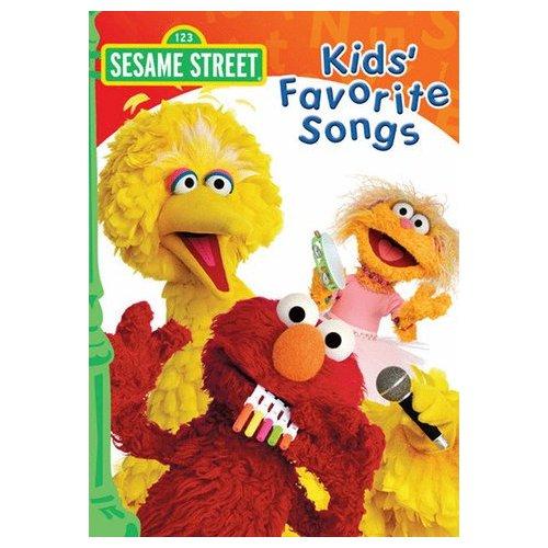 Sesame Street: Kids' Favorite Songs (2008)