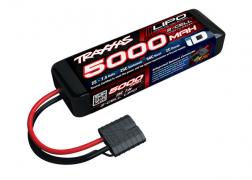 Traxxas 2842x 5000mAh 7.4v 2-Cell 25C LiPo Battery by TRAXXAS