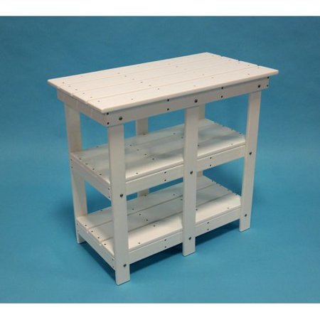 Tailwind Furniture Traditional Plastic/Resin Buffet & Console Table