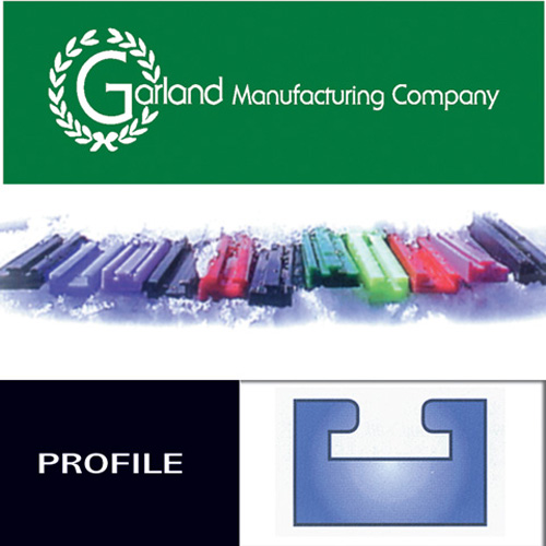 "Garland Arctic Cat Slide 64.00"" Profile 2 Purple"