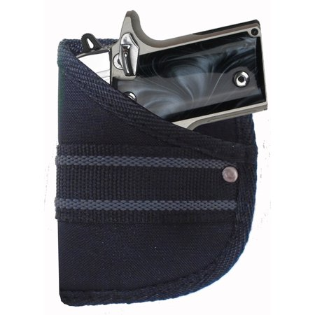 Sig Sauer P238 380 With Or Without Laser / Comfort Designed Custom Fit Woven Poly Pocket Holster by Garrison Grip