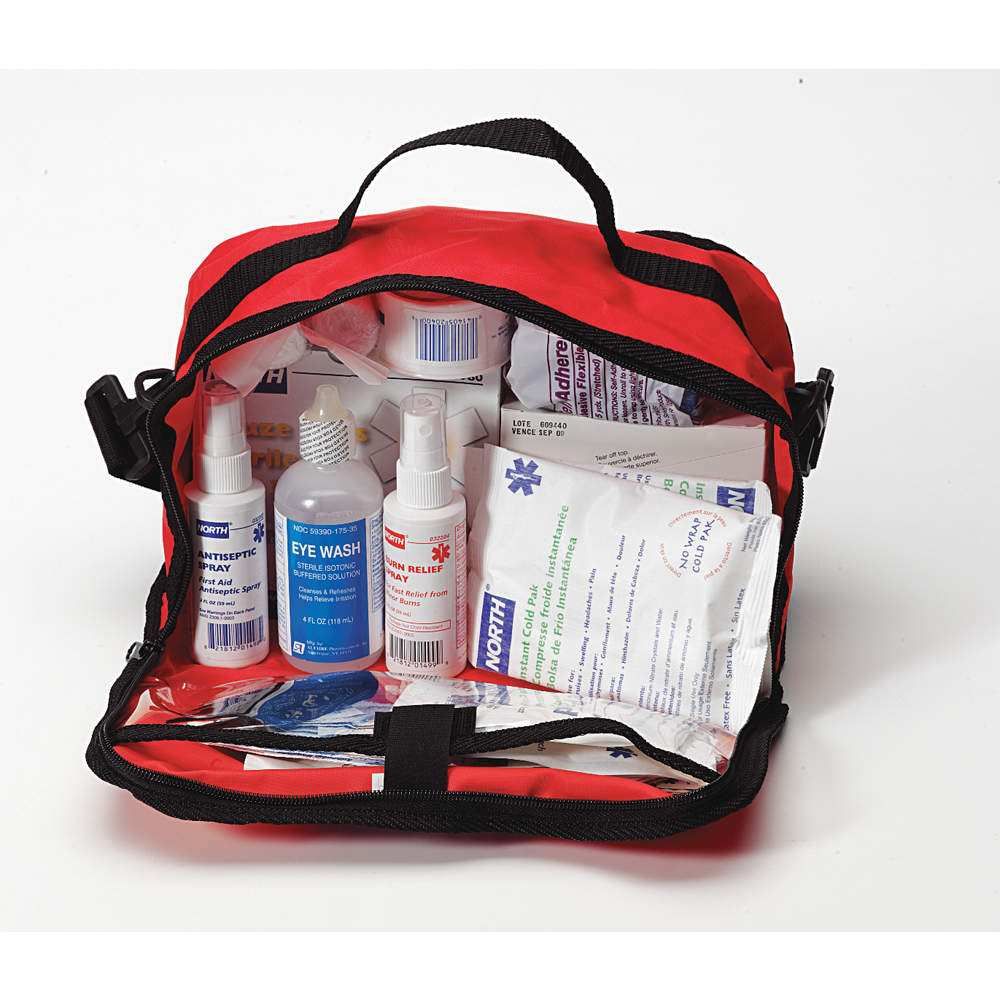 NORTH BY HONEYWELL First Aid Kit 018500-4222
