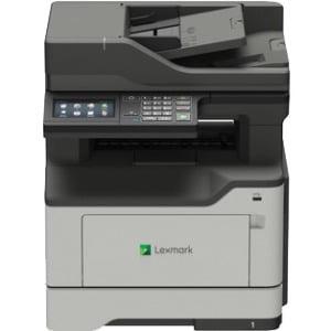 Lexmark MB2442adwe Laser Multifunction Printer - Monochrome - Plain Paper Print - Desktop - Copier/Fax/Printer/Scanner - 42 ppm Mono Print - 1200 x 1200 dpi Print - Automatic Duplex Print - 1
