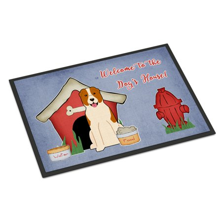 Dog House Collection Central Asian Shepherd Dog Door Mat