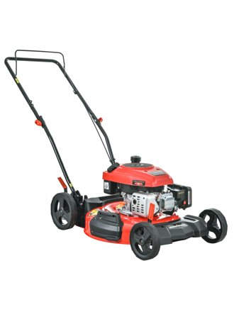 Smart Db2194c 21 2 In 1 160cc Gas Push Lawn Mower
