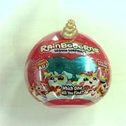 Rainbocorns Kitty Plush Toy, Hot Pink