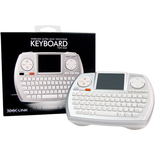 Interlink Electronics Wireless Ultra-Mini Touchpad Keyboard for Mac