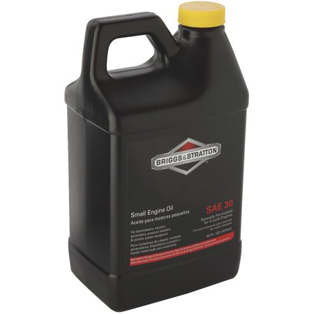Briggs And Stratton 4 Cycle Engine Oil 48oz