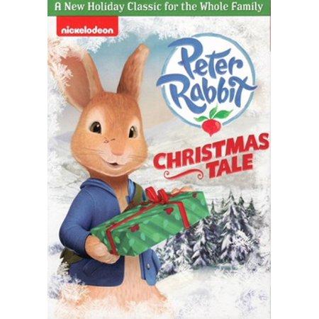 Peter Rabbit: Christmas Tale (DVD) ()