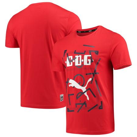 Chivas Puma DNA T-Shirt - Red