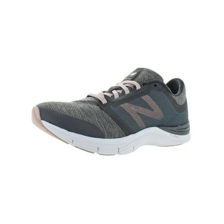 New Balance Womens 713v3 CUSH Running, Cross Training Shoes Gray 8 Wide