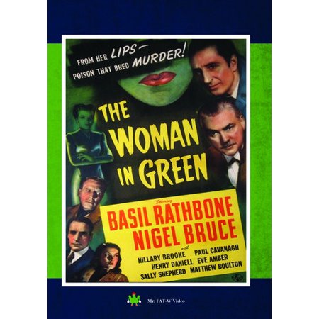 The Woman in Green ( (DVD)) - Woman In Light