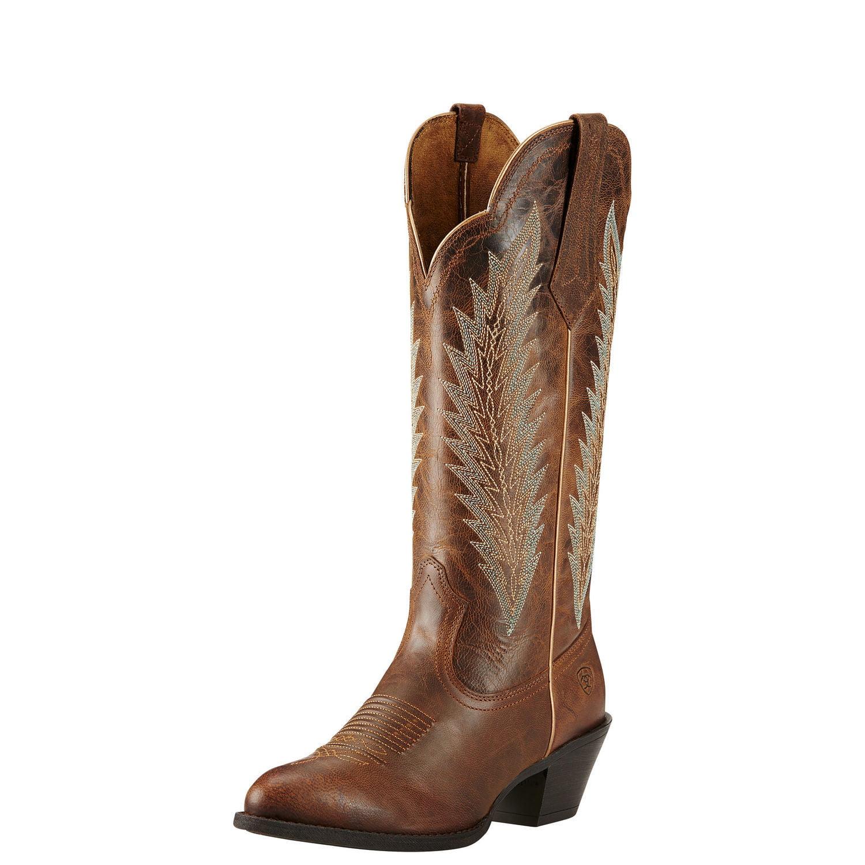 Ariat Desert Sky Women  Round Toe Leather Brown Western Boot