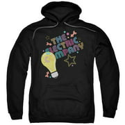 Electric Company Electric Light Mens Pullover Hoodie
