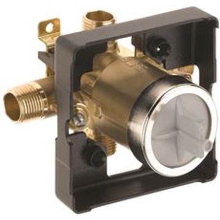 Delta Multichoice Universal Tub And Shower Valve Body With (Delta Dual Tub)