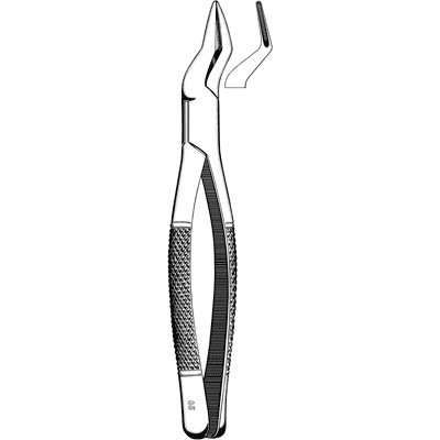 """Dental Extracting Forceps #65 7"""""""