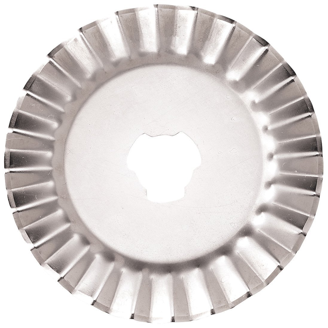 93518097J, Decorative Rotary Blades, Pinking, 45mm, 45mm interchangeable blade By Fiskars