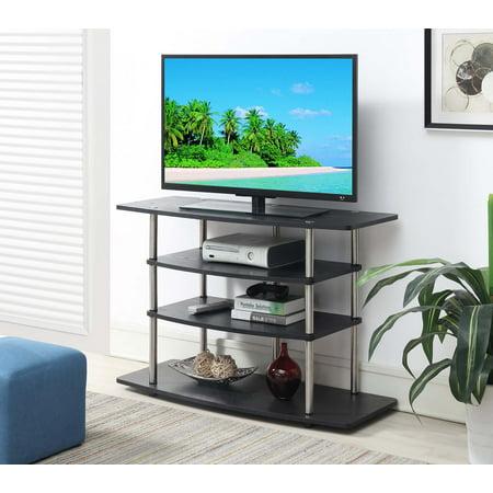 Convenience Concepts Designs2Go No Tools Wide Highboy TV