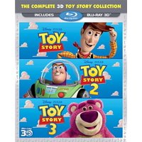 The Complete 3D Toy Story Collection (Blu-ray 3D)