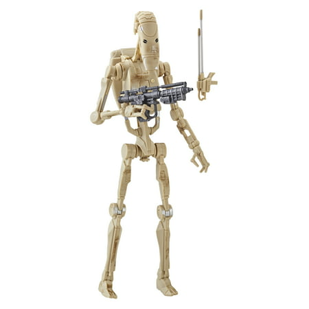 Star Wars The Black Series 6-inch Battle Droid (Battle Series)