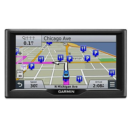 Garmin Nuvi 58 5 Gps Unit With Maps Of The Us And Canada - Garmin-gps-with-us-and-canada-maps