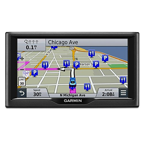 """Garmin nuvi 58 5"""" GPS Unit with Maps of the U.S. and Canada"""