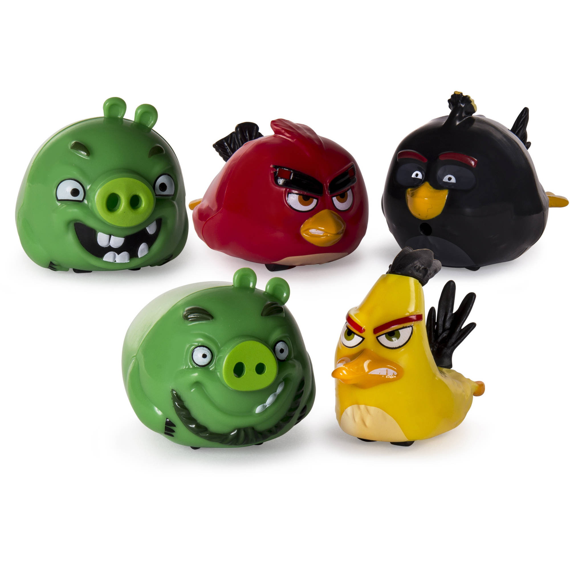 Angry Birds Speedsters, 5pk