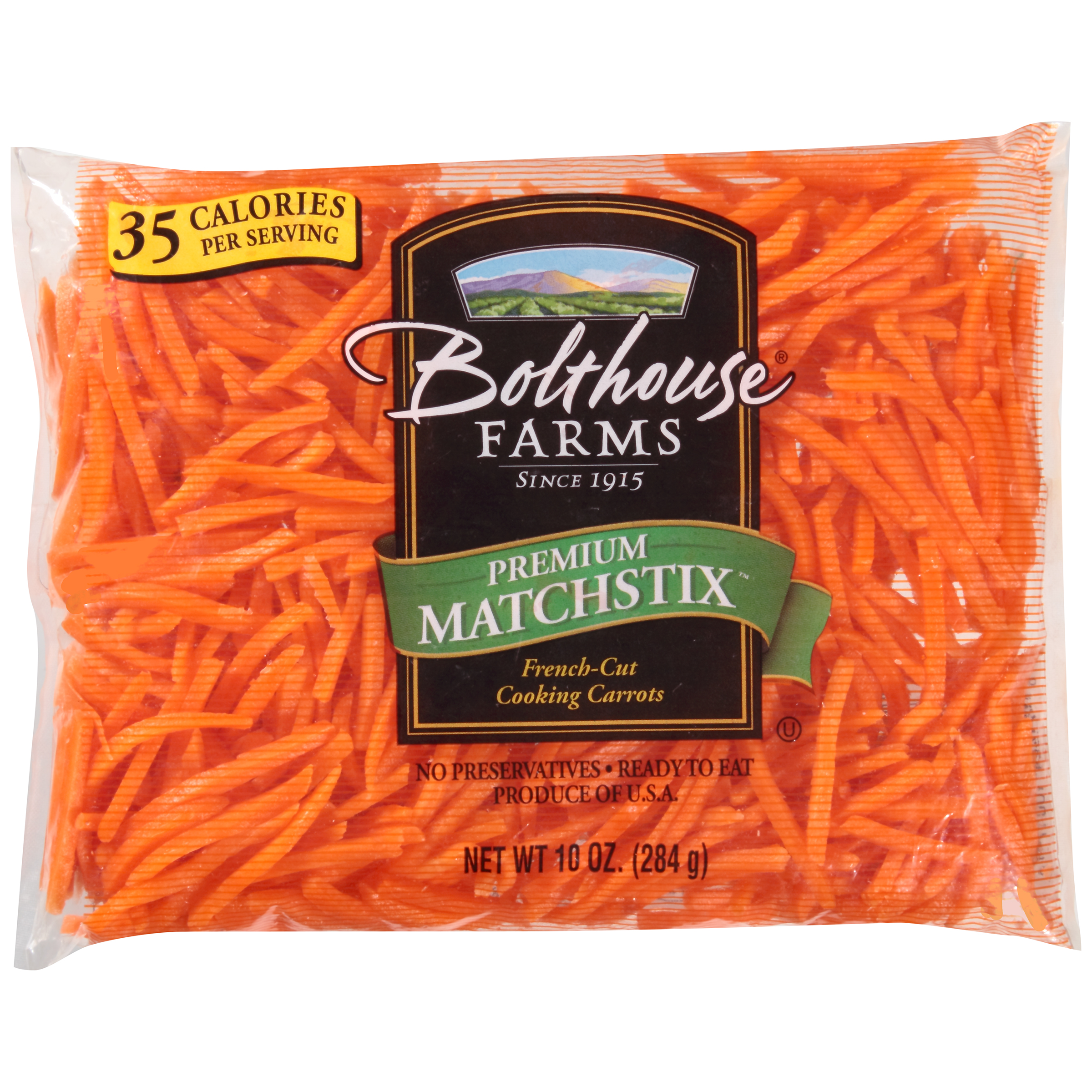 Bolthouse Farms Matchstix Carrots, 10 oz Bag