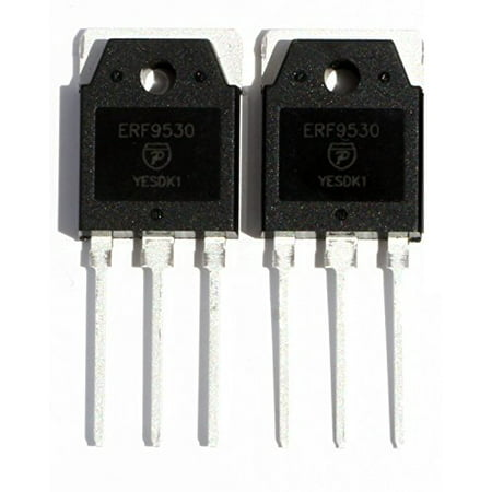 Magnificent 2 Pack Erf9530 100 Watt Pep Rf Power Mosfet Transistor In To 3Pn Wiring Cloud Hisonuggs Outletorg