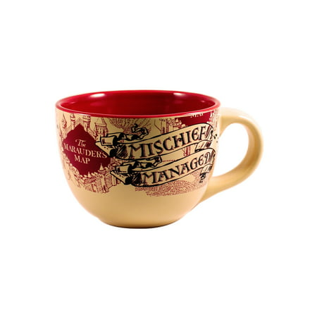 Harry Potter Triwizard Cup - Harry Potter 24oz Ceramic Soup Mug